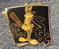 Chicago White Sox Pin ~ 1992 ~ Bugs Bunny ~ Looney Tunes ~ MLB ~ Baseball