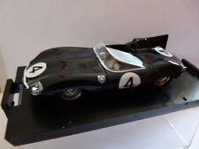 voiture 1/43 BRUMM 24 heures du Mans : JAGUAR TYPE D winner 1 st 1956 Sanderson