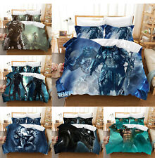 Alien vs. Predator Bedding Set 3PCS Duvet Cover Pillowcases Comforter Cover