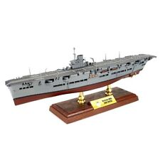 Warship Uss Essex Aircraft Carrier Usa 1942 Military EDICOLA 1:1250 WARSHIP006 M
