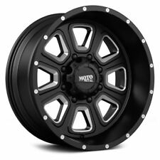 18X10 Moto Metal MO972 Black Wheel 8X165.1 ET-24 8-165.1 18-10 MO97281080324N