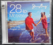 Jenny Craig 28 to Motivate CD - 2 disc set - Diet Weight loss