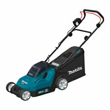 More details for makita dlm382z twin 18v 38mm lawn mower (body only)