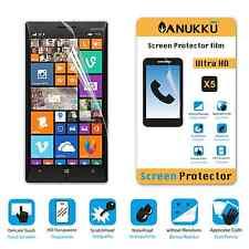 3x PELLICOLA per Nokia Lumia 930 FRONTE + PANNO PROTETTIVA DISPLAY