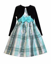 Nwt girls Bonnie Jean 2 pc Dress & Cardigan Set Sz 5 $65 tag