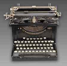 VINTAGE 1930 LC SMITH & CORONA TYPEWRITER LLC. 8-10in