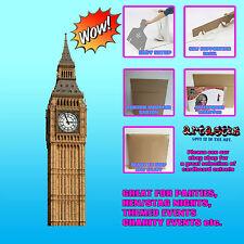 Big Ben Reloj enorme Lifesize recorte de cartón SC146