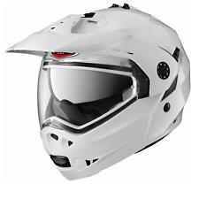 Caberg Klapphelm Tourmax Weiß Metallic M Helm Motorradhelm Jet Integral Touren