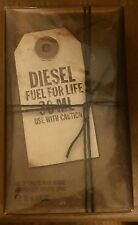 DIESEL Fuel for Life Eau De Toilette Spray for Men 30 ml/ 1 OZ. *NIB*