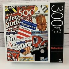 Rolling Stone 300-Piece Puzzle