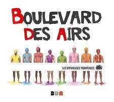 Les appareuses trompences : Boulevard Des Airs - CD NEUF sous blister - RARE.