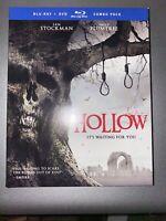 HOLLOW - 2011 Blu-Ray & DVD Set - VERY RARE HORROR - SCARY Mystery Thriller HTF