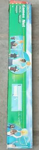 Mookie Garden Games Net Set 6.1m x 91/170cm Post Tennis Badminton Volleyball