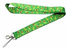 The Muppets Kermit The Frog ID Holder Keychain Lanyard
