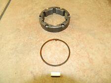 Spindle Nut Kit GM 14 Bolt 10.5 11.5 REAR AXLE Lock Ring Key Dodge 2003+ OEM