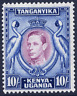 KENYA (KUT) 1938-54 KGVI DEFINITIVE 10/- BIRD VERY FINE UNMOUNTED MINT. SG 149b.