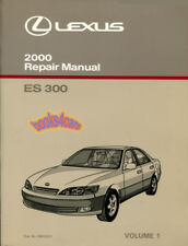 lexus other car truck manuals literature for sale ebay rh ebay com 1994 lexus es300 repair manual 94 lexus es300 manual