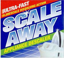 SCALEAWAY APPLIANCE DESCALER 4 x 75g
