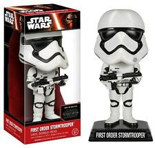 Star Wars The Force Awakens Stormtrooper Wacky Wobbler Bobble Head Figure