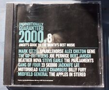 Uncut guide to new music 18 track CD feat Motorhead, Billy Fury, Go-Betweens