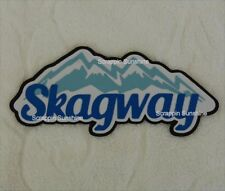 ALASKA Skagway Cruise Vacation DIe Cut Title Scrapbook Paper Piece SSFFDeb