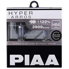 PIAA Hyper Arros HB4 Coche Bombillas +120% (Pack Doble) HE910
