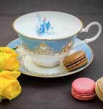 The English Ladies Co. Disney Teacup and Saucer set : Cinderella
