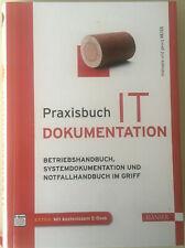 Reiss: Praxisbuch IT-Dokumentation Betriebshandbuch