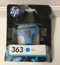 Original HP C8771EE/363 Tinte Cyan für PhotoSmart C5100/6100/6200/7100/7200/8100