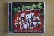 So Fresh: Songs For Christmas 2009  - Il Divo, Bette Midler, Doris    (Box C540)
