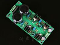 Low noise precision class A shunt regulator power supply board ±12--±45V  L11-29