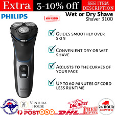 Philips S3122 AquaTouch 3000 Series Wet/dry Cordless Waterproof Electric Shaver