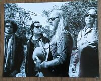 ALICE IN CHAINS AUTOGRAPHED 8x10 PHOTO