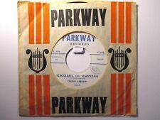 Chubby Checker  Parkway 804  Schooldays, Oh Schooldays b/w The Class 1st Single
