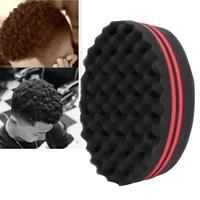 Nuevo cepillo de esponja para el cabello Twist Curl Barber Pro para herramienta