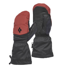 2021 NWOT BLACK DIAMOND RECON MITTS M $90 red oxide mittens gloves INSULATED