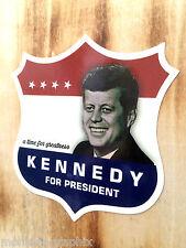 Kennedy President Oldschool Aufkleber USA Vintage Sticker Muscle Car V8 Retro
