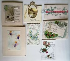 Vintage Christmas Cards, #a840