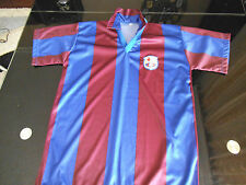 Fc Barcelona 80s - 90s camiseta messi cruyff romario, hagi, stoichkov; (gr. s)