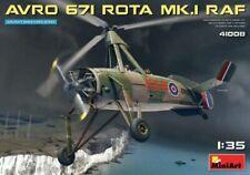 Maquettes hélicoptères 1:35