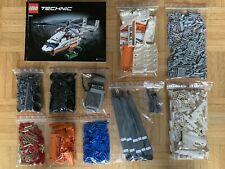 LEGO Technic Schwerlasthubschrauber | Heavy Lift Helicopter (42052) Topzustand!