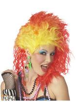 Brand New 80's Cyndi Lauper True Colors Halloween Costume Wig