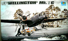 "Trumpeter 1/48 ""Wellington"" Mk.I C"