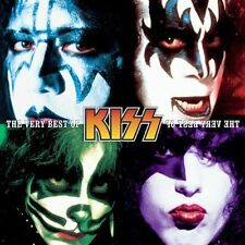 KISS The Very Best of CD Strutter Detroit Rock & Roll All Night Beth Dr Love
