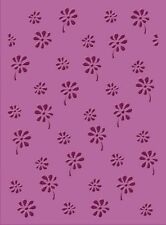 CUTTLEBUG embossing folder - DAISIES REDUCED
