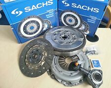 FOR FORD FOCUS MK2 CMAX 1.6 TDCi DUAL MASS FLYWHEEL CLUTCH KIT CSC BEARING SACHS