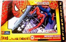 [RARE] SPIDER-MAN II WEB LAUNCH Game, 2004, Pressman, Near Mint Minus