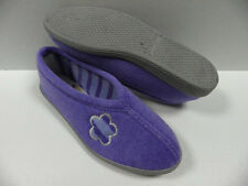 Chaussons LA VAGUE midi violet FEMME taille 36 fille slippers purple woman NEUF