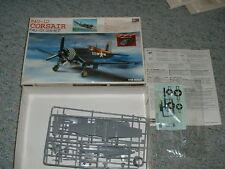 Hasegawa  1/72  F4U-1D Corsair  painted canopy version