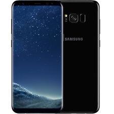 Móviles y smartphones negros Samsung con 64 GB de almacenaje